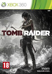 Game Tomb Raider (PC) Cover