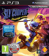 Gra Sly Cooper: Thieves in Time (PS3)