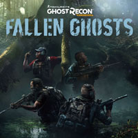 Game Tom Clancy's Ghost Recon: Wildlands - Fallen Ghosts (PC) Cover