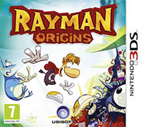 Game Rayman Origins (X360) Cover