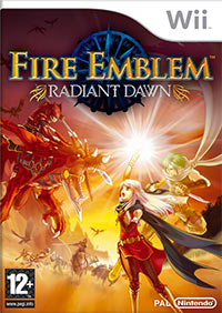 Okładka Fire Emblem: Radiant Dawn (Wii)