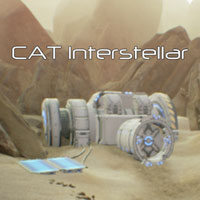 Game CAT Interstellar (PC) Cover