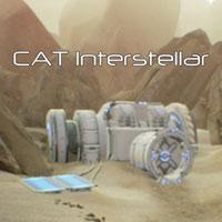 Game CAT Interstellar (PC) Cover