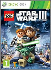 LEGO Star Wars III: The Clone Wars [X360]