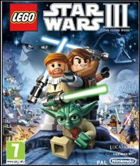 Okładka LEGO Star Wars III: The Clone Wars (Wii)