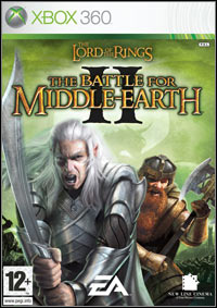 Okładka The Lord of the Rings: The Battle for Middle-Earth II (X360)
