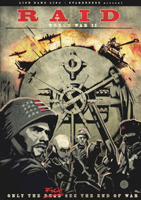 Okładka RAID: World War II (PS4)