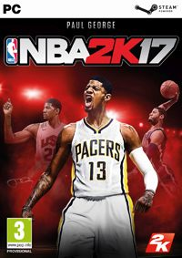 Game NBA 2K17 (PC) Cover