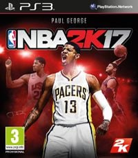 Okładka NBA 2K17 (PS3)