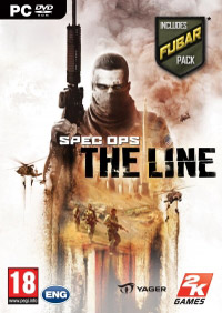 Spec Ops: The Line Game Box