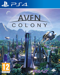 Game Aven Colony (PC) Cover