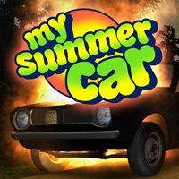 My Summer Car Game Box