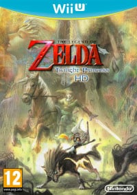 Game The Legend of Zelda: Twilight Princess HD (WiiU) Cover