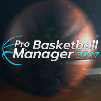 Game Pro Basketball Manager 2017 (PC) Cover