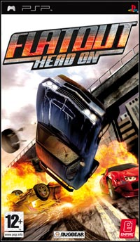 FlatOut: Head On -Sony PSP