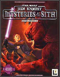 Star Wars Jedi Knight: Mysteries of the Sith [PC]