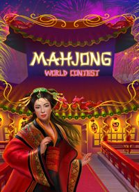 Okładka Mahjong World Contest (PC)