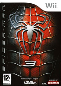 Game Spider-Man 3: The Game (X360) Cover