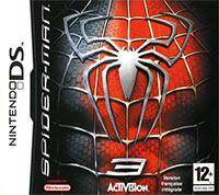 Game Spider-Man 3: The Game (NDS) Cover