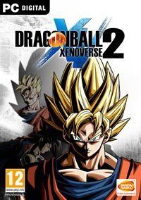 Game Dragon Ball: Xenoverse 2 (PC) Cover