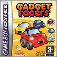 Game Gadget Racers (GBA) Cover