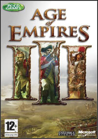 Age of Empires III Game Box