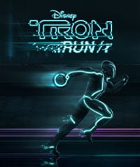Game TRON RUN/r (PS4) Cover
