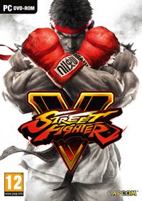 Game Street Fighter V (PC) Cover