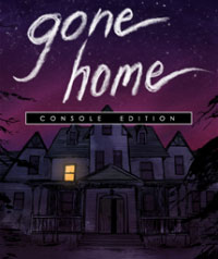 Game Gone Home (PC) Cover