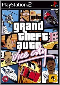 Game Grand Theft Auto: Vice City (PC) Cover