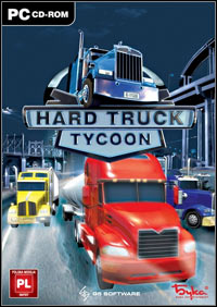 Okładka Hard Truck Tycoon (PC)