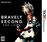 Game Bravely Second: End Layer (3DS) Cover