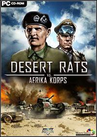 Game Desert Rats vs. Afrika Korps (PC) Cover