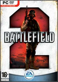 Battlefield 2 Game Box