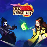Game Nine Parchments (PC) Cover