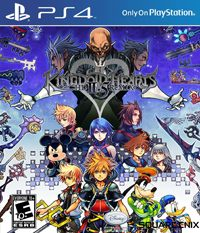 Game Kingdom Hearts HD 2.5 Remix (PS3) Cover