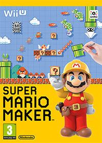 Game Super Mario Maker (WiiU) Cover