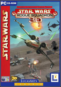 Star Wars: Rogue Squadron 3D [PC]