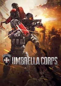 Okładka Umbrella Corps (PC)