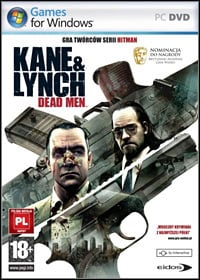 Okładka Kane & Lynch: Dead Men (PC)
