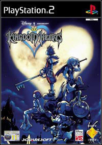 Game Kingdom Hearts (PS2) Cover