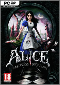Okładka Alice: Madness Returns (PC)