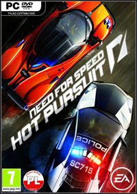 Need For Speed: Hot Pursuit Game Box