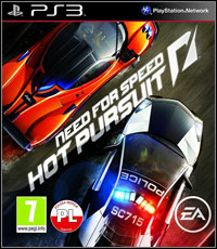 Okładka Need For Speed: Hot Pursuit (PS3)