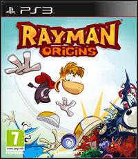 Rayman Origins (2011) PS3 - iMARS