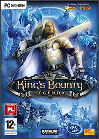 King's Bounty: The Legend Game Box