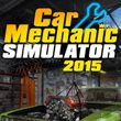 Game Car Mechanic Simulator 2015 (PC) Cover