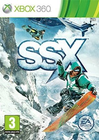 SSX Game Box