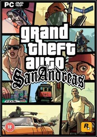 Grand Theft Auto: San Andreas Keygen