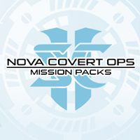 Game StarCraft II: Nova Covert Ops (PC) Cover